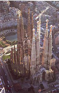 Gaudi Cathedral