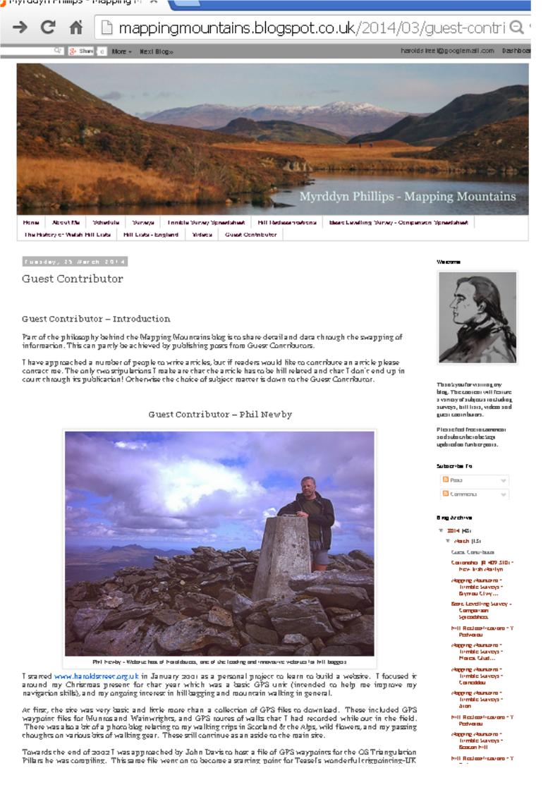 Myrrddyn's Blog