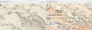 Gibson Knott maps